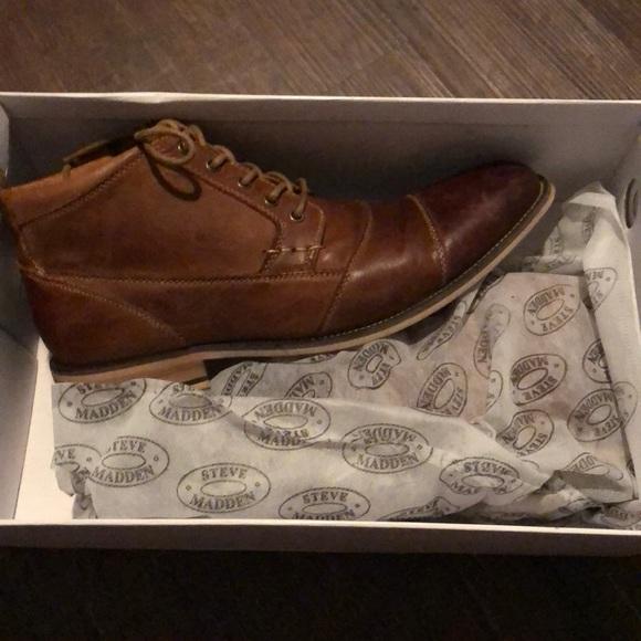 Steve Madden Jabbar Boots